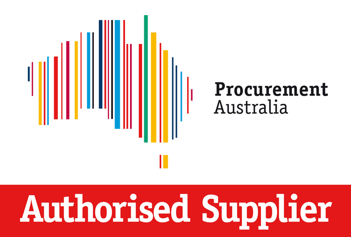 Procurement Australia / Authorised Supplier logo